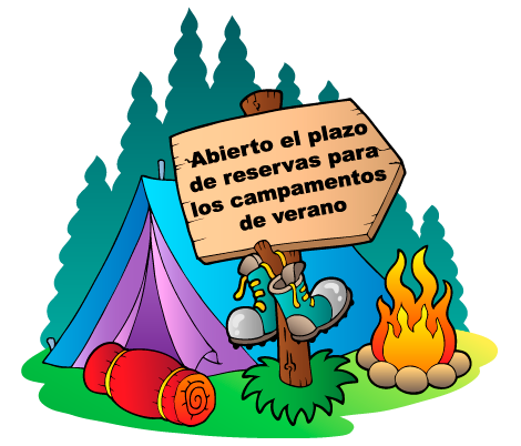 Campamentos de Verano 2012