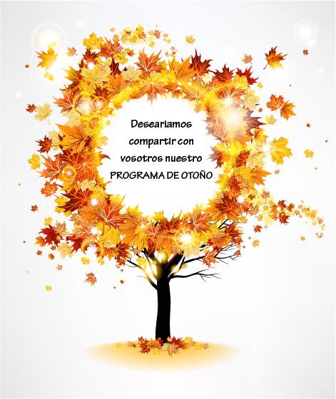 Os damos la bienvenida al curso 2012- 2013