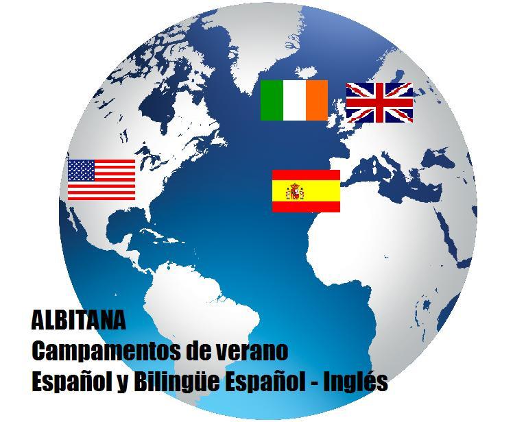Campamentos de Verano Albitana (español o bilingüe inglés-español)
