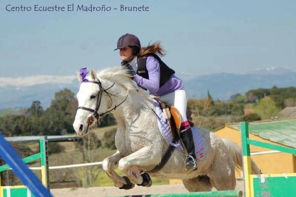 Rutas a caballo por las dehesas de Brunete y Quijorna
