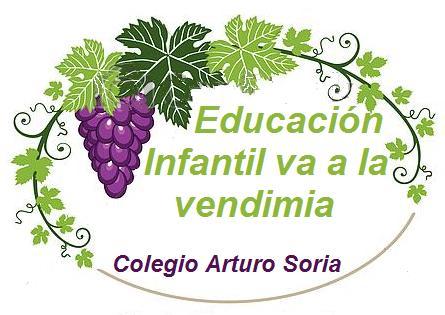 Educación Infantil del Colegio Arturo Soria va a la vendimia
