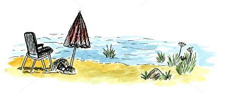 Mañana,  12 de Julio, nos vamos de excursión a la Playa del Alberche