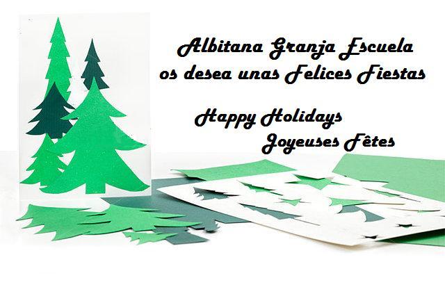 ¡Feliz Navidad y Próspero Año 2017!