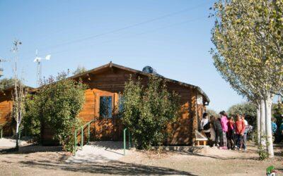 Casas ecológicas y de energías alternativas – Granja Escuela Albitana