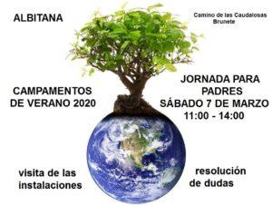 JORNADA PARA PADRES SÁBADO 7 DE MARZO 2020